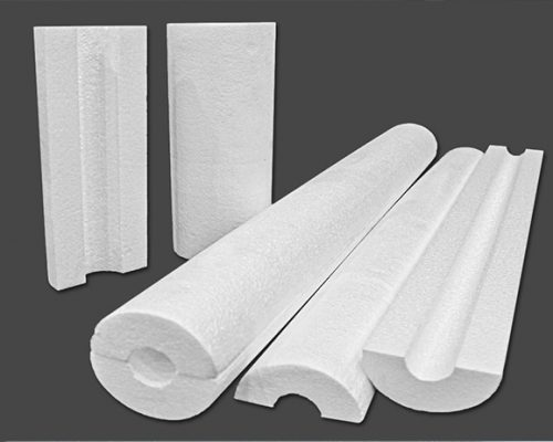 Manufacture of thermopore sheet